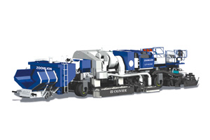 Road surface cold planer