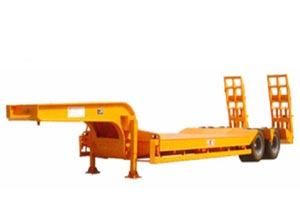 OLIVIER Group | 30 Tons Two Axle Low Bed